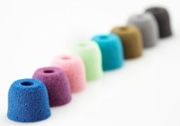 Comply Foam Tips S-Series earphone replacement tips