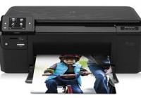 HP Photosmart e-All-in-One D110a WiFi Printer