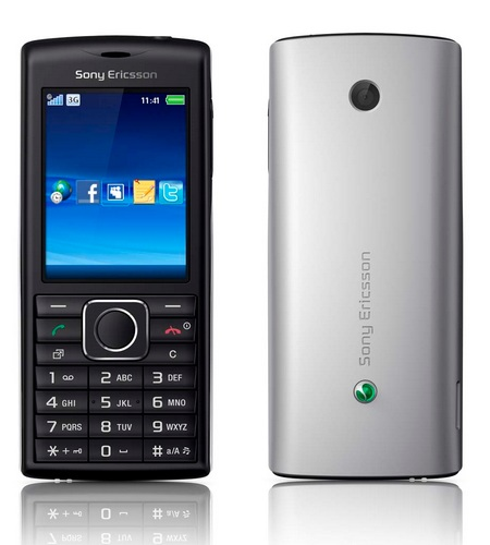 Sony Ericsson Cedar Entry-level 3G Phone