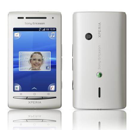 sony ericsson x8 android 2.1. Sony Ericsson Xperia X8