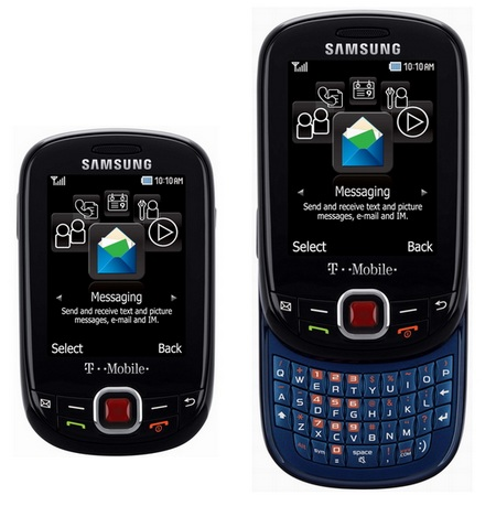 Mobile Samsung Gravity 3 Gravity T And Smiley Messaging Phones