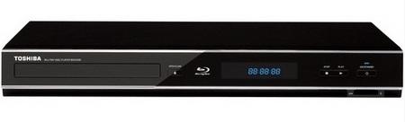 Toshiba BDX2500 and BDX2700 Blu-ray Players with WiFi