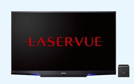 Mitsubishi Laservue Laser TV