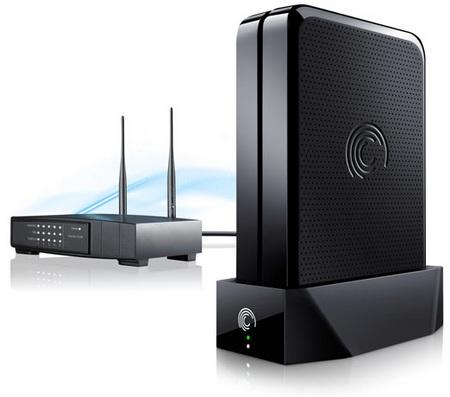 Seagate GoFlex Home Network Storage System