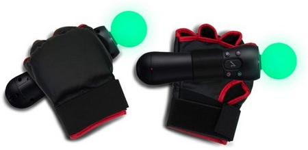 CTA Digital Ultimate Boxing Gloves for PlayStation Move Controllers