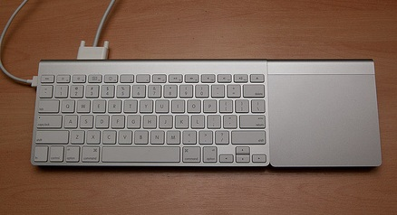 DIYer turns MacBook Air into Keyboard Mac