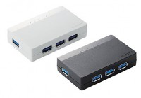 Elecom U3H-S410S USB 3.0 Hub