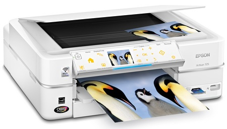 Epson Artisan 725 All-in-one Printer with WiFi