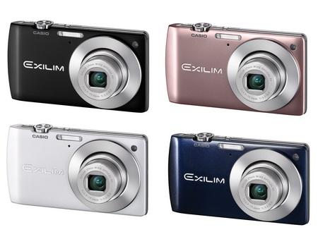 Casio EXILIM Card EX-S200 Digital Camera with Single Frame SR Zoom colors