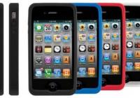 NewerTech NuGuard Silicone case iPhone 4