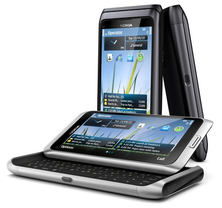 Nokia E7-00 Symbian^3 Phone with QWERTY