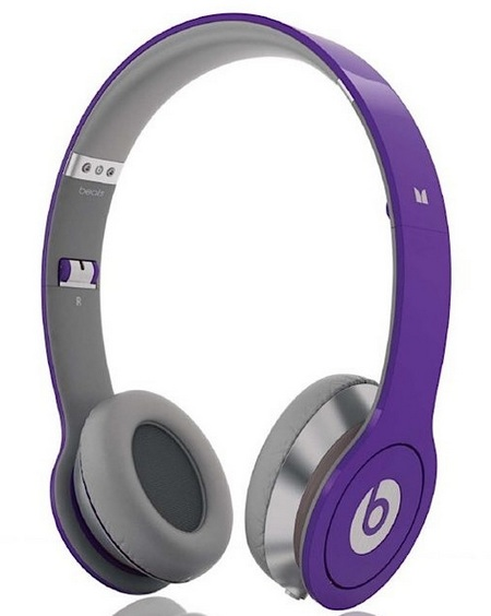 Beats by Dr. Dre JustBeats Justin Bieber on-ear Headphones