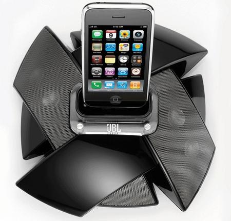 JBL On Stage IV iPod iPhone Speaker Docks 1