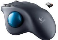 Logitech Wireless Trackball M570 with receiver