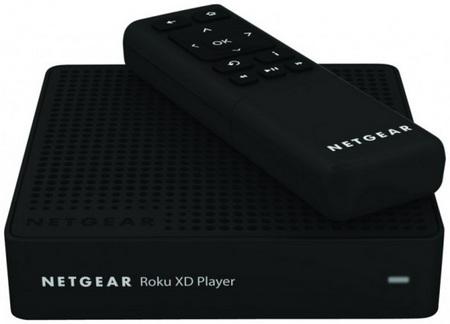 Netgear NTV250 Roku Player