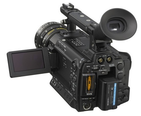 Sony PMW-F3 Super 35mm Digital Camcorder