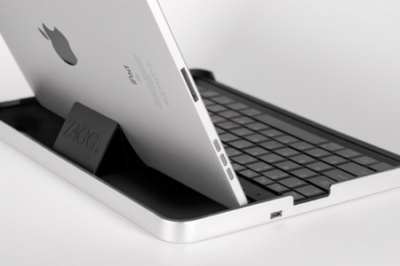 ZAGGmate iPad Case with Keyboard angle