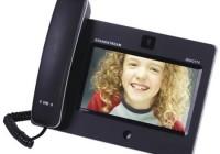 Grandstream GXV3175 7-inch Touchscreen IP Multimedia Phone