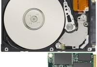Intel SSD 310 Series Ultra Small SSD compare to hard drive