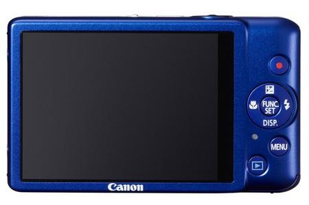 Canon PowerShot ELPH 100 HS Digital Camera back