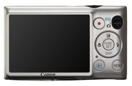 Canon PowerShot ELPH 300 HS digital camera back