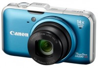 Canon PowerShot SX230 HS GPS-enabled Digital Camera blue