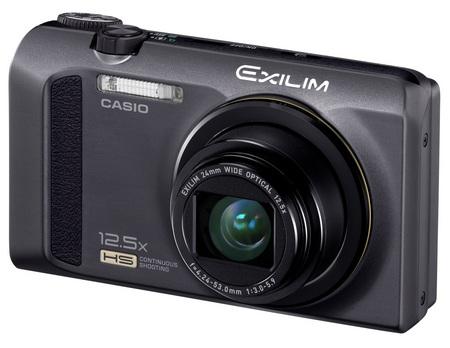 Casio Exilim EX-ZR100 Digicam with 12.5x Optical Zoom 1