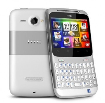 HTC ChaCha and Salsa Social Phone with One-Touch Facebook ...