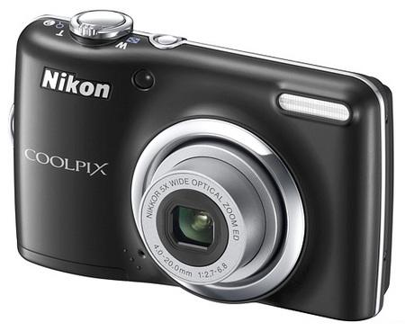Nikon CoolPix L23 Digital Camera black