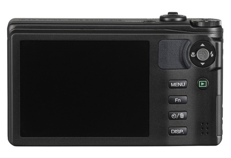 Ricoh CX4 Digital Camera with Subject-tracking AF back