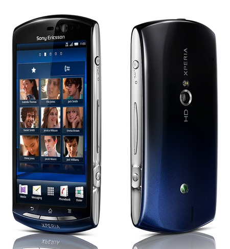android smartphone on Sony Ericsson Xperia neo Android Smartphone   iTech News Net