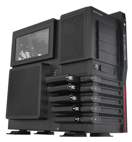 Thermaltake Level 10 GT PC Case Now Available