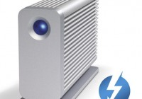 LaCie Little Big Disk with Thunderbolt Technology