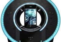 Monster TRON Light Disc Speaker Dock for iPhone and iPod 1