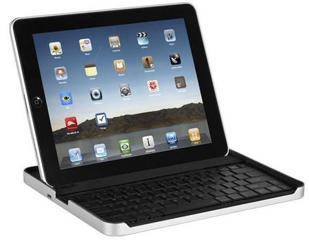 ZAGG ZAGGmate Keyboard Case for iPad 2 landscape