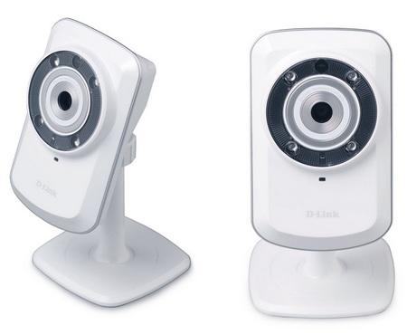 D-Link DCS-932L Wireless N Day Night Network Camera