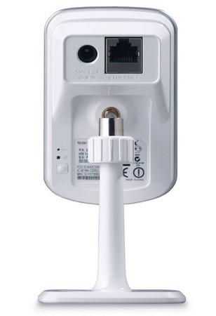 D-Link DCS-932L Wireless N DayNight Network Camera back