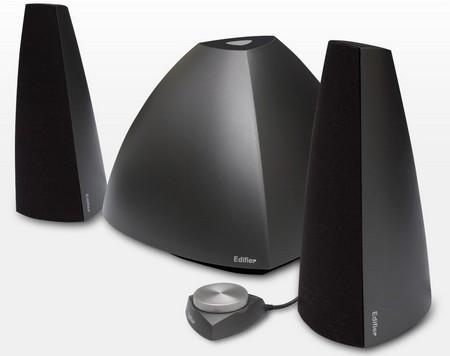Edifier Prisma E3350 2.1-Channel Speaker System black
