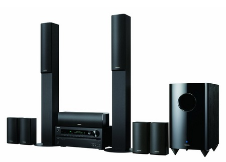 Onkyo HT-S8400 7.1-Channel Home Theater System