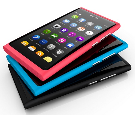 Nokia N9 MeeGo Smartphone 4