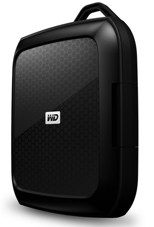 Western Digital Nomad Rugged Case for My Passport Hard Drives 1
