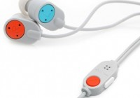 AIAIAI PX-0 In-ear Headphones with In-line Microphone