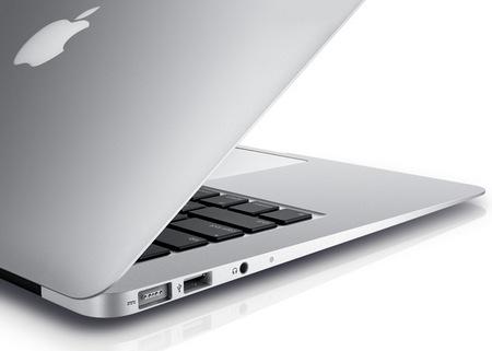 Apple MacBook Air Updated, gets Sandy Bridge, Thunderbolt and Backlit Keyboard 2