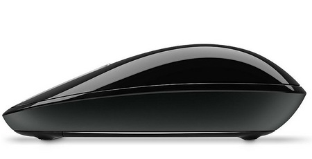 Microsoft Explorer Touch Mouse with 4-way Touch Scrolling side