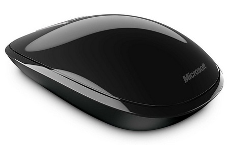 Microsoft Explorer Touch Mouse with 4-way Touch Scrolling