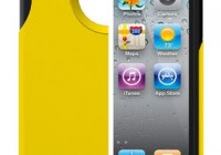 OtterBox Commuter Series Case for iPhone 4 now comes in Black Yellow