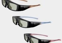 Panasonic TY-EW3D Series - World's Lightest 3D Glasses