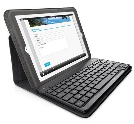 Belkin F5L090 Keyboard Folio for iPad 2 3