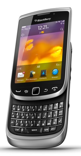 RIM BlackBerry Torch 9810 Smartphone with Slide-out ...