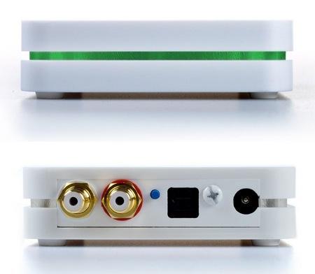 playGo rx receiver white